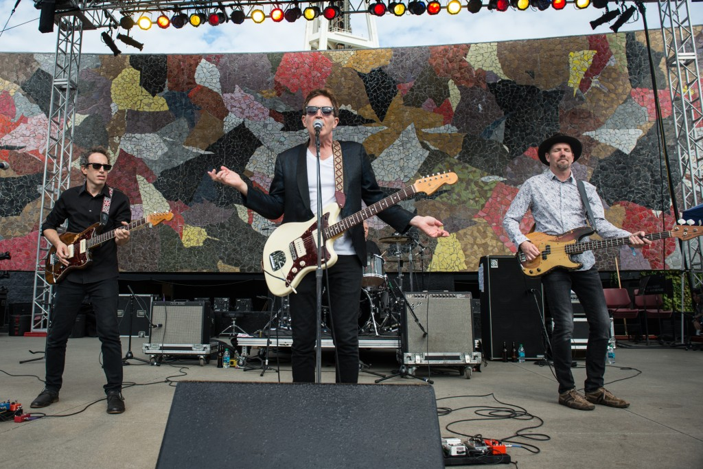 Dream Syndicate at Bumbershoot. Photo by Morgen Schuler