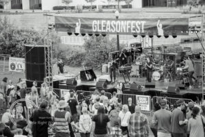 Pickwick at Gleason Fest in Spokane, WA on Aug 6, 2016