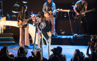 Steven Tyler Packs Them in at McCaw Hall