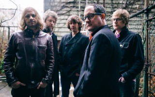 Hot and Heavy with The Hold Steady