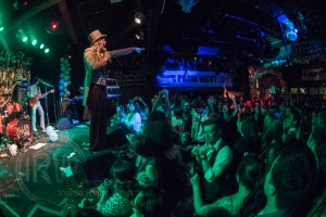 Prombershoot lineup party w/ Allen Stone at Crocodile