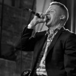 Macklemore with Allen Stone at the Neptune