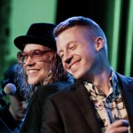 Allen Stone with Macklemore at the Neptune