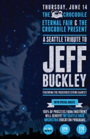 A Seattle Tribute to Jeff Buckley Tonight at the Crocodile