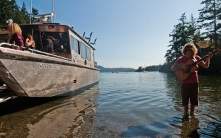 Orcas Island: The New Music Fest Haven