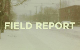 First MegaFaun and Bon Iver, Now Field Report Takes the Stage