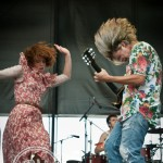 Grouplove at Sasquatch courtesy KEXP