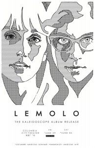 Soaking Up Every Word: Lemolo Releases The Kaleidoscope