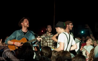 Trio of Awesome – Lumineers, Y La Bamba and Quiet Life Last Saturday