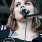 Coeur de Pirate at Sasquatch courtesy KEXP