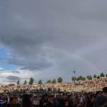 Rainbows! at Sasquatch 2015