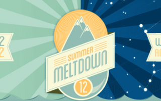 Gearin' up for the Summer Meltdown Festival Aug 10-12