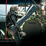 David Lee Roth high kick!
