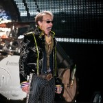 David Lee Roth at Tacoma Dome