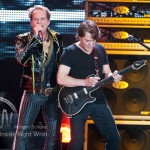 Van Halen Still Has What it Takes, Plus High Kicks
