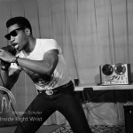 Willis Earl Beal at Barboza