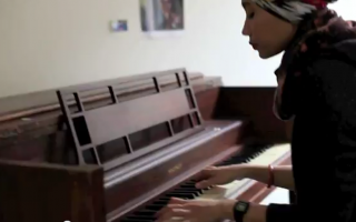 Vid: Yuna Mixes Up Some Old Nirvana and New Electronica